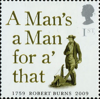 A Man's A Man For A' That by Robert Burns