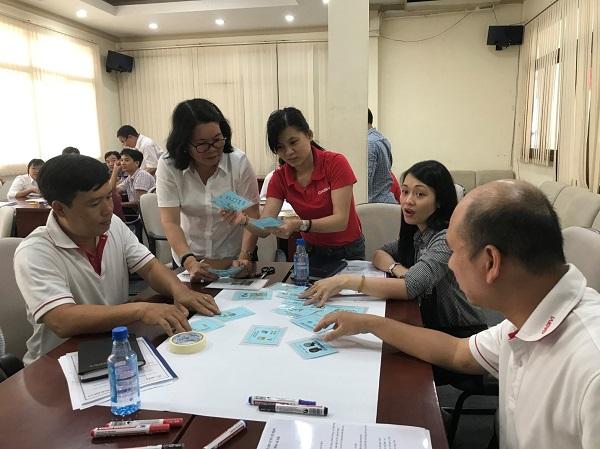 Khóa học đào tạo quản đốc sản xuất tại MTC