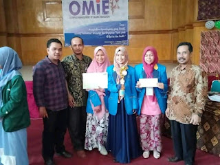 OMIE (Olimpiad Management Of Islamic Education) 2018