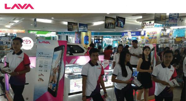 Lowongan Kerja PT Lava Mobile Indonesia Lulusan SMA, SMK, dan Sarjana Dengan Posisi Finance and Accounting Staff, SPG dan SPB untuk Retail