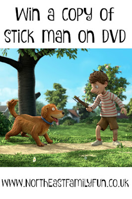 Win a copy of Stick Man on DVD