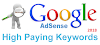 Adsense High CPC (Cost Per Click) Keywords List Updated of 2020