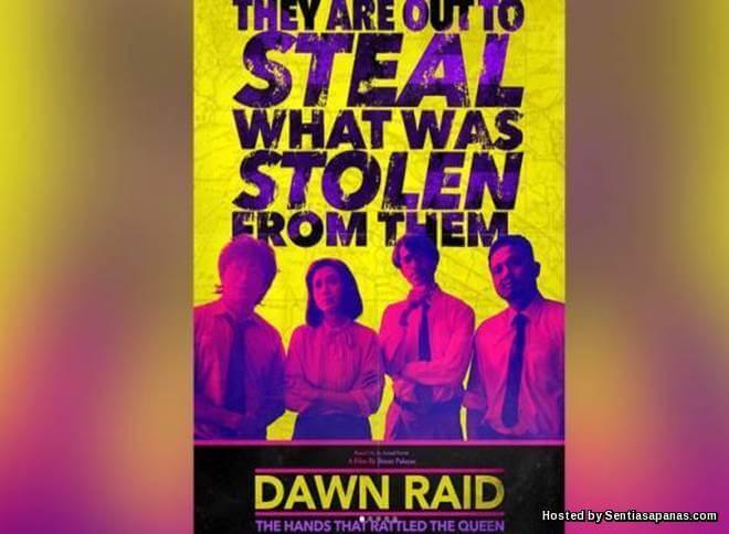 Kisah Benar 'Dawn Raid' Akan Difilemkan