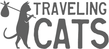 Traveling Cats - Travel Pictures of Cats