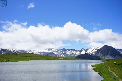 Le Chameau Bleu -Blog Voyage  -  Lac de l'ouillette  - Val d'isere
