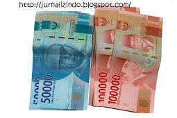 Unsur Unsur Pengaman pada Uang Kertas untuk Mengenali Keaslian Uang