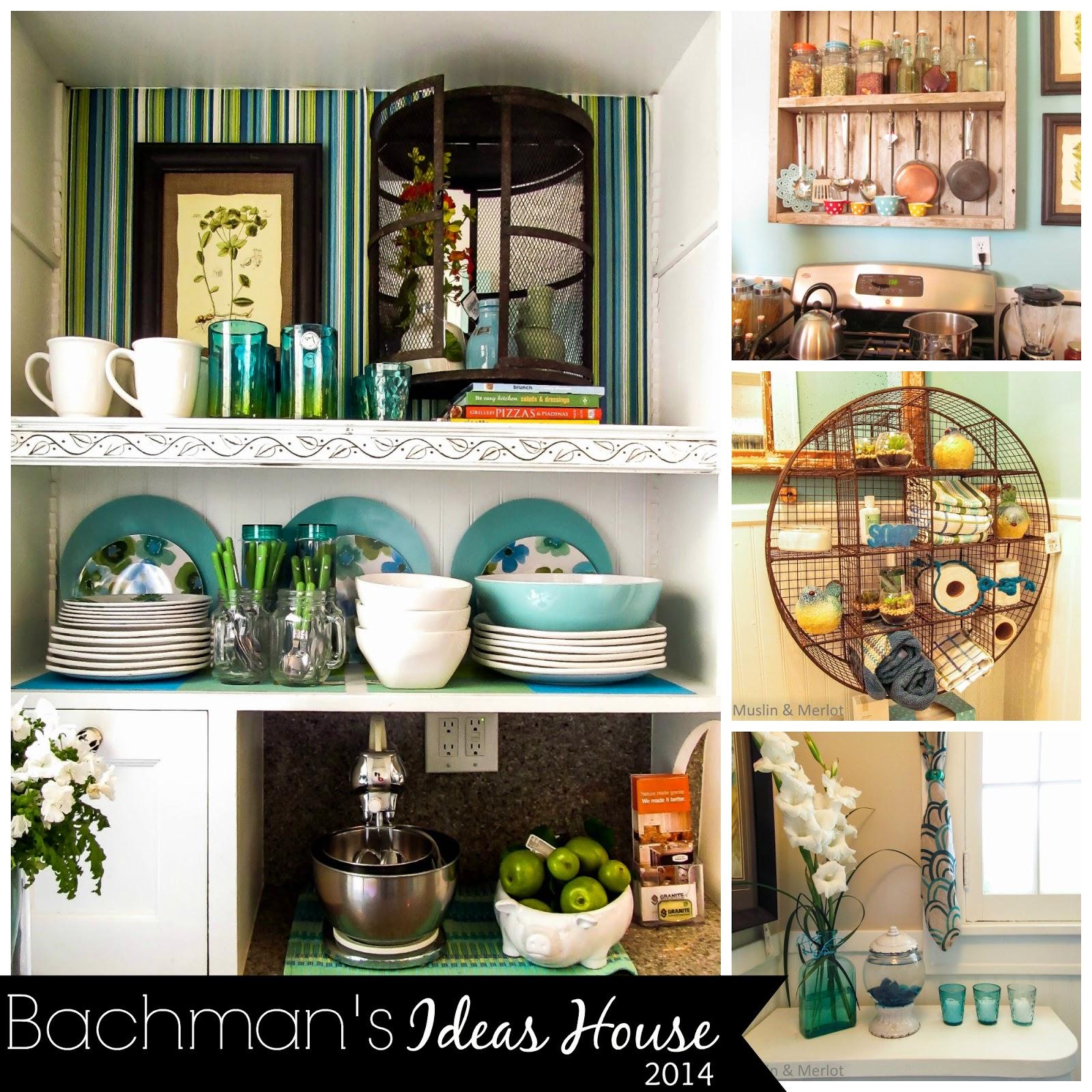 Kitchen And Bath Ideas: Bachman's Spring Ideas House 2014 {Kitchen & Bath Ideas
