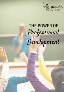 The power of professional development: Why music teachers should attend conferences