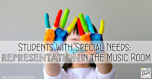 Students with Special Needs: Representation
