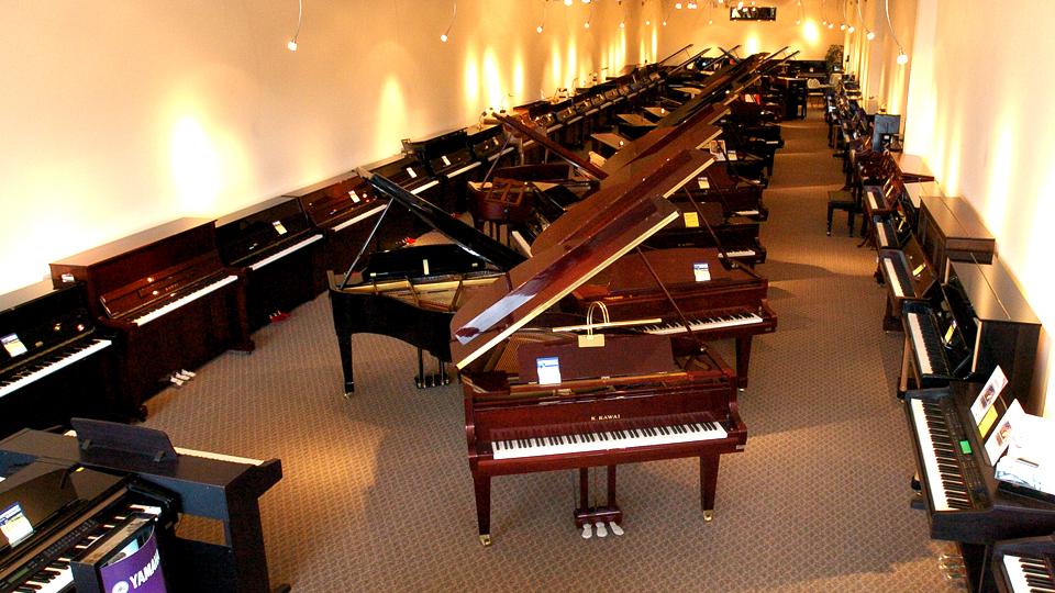 Danh sách đàn piano cơ bán chạy nhất tại Việt Nam