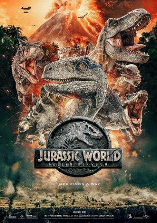Jurassic World: Fallen Kingdom 2018 Full Hindi Movie Download Dual Audio HD