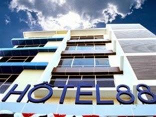 Hotel Dekat stasiun Pasar Turi - Hotel 88 Embong Kenongo