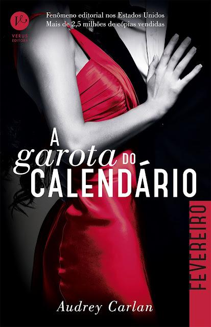 A Garota do Calendário Fevereiro Audrey Carlan