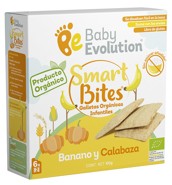 Baby-Evolution-galletas-orgánicas-Smart-Bites
