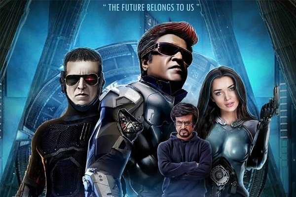 Robot 2 Movie Cast, Wallpaper, Trailer, Budget, Song, Collection, Review, Rajinikanth, Akshay Kumar, Amy Jackson