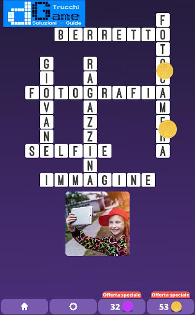 Soluzioni One Clue Crossword livello 23 schemi 13 (Cruciverba illustrato)  | Parole e foto