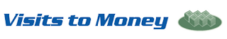 visits to money logo