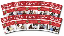 Manhattan GMAT books package