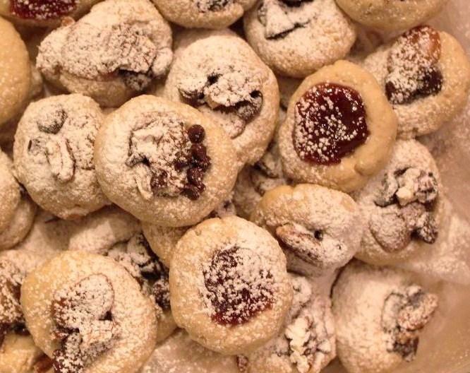 Italian Fig Cookie Thumbprint Recipe  Whats Cookin