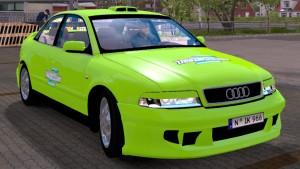 ETS2 Audi A4 Beta 0.4