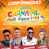 Prefeitura confirma mais quatro atrações no Carnaval de Porto Seguro; Confira