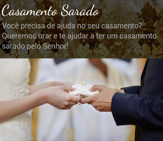 Casamento Sarado