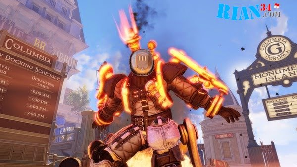 Games PC - BioShock Infinite Full Version Patch ~ OGSOFTWARE