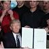 Trump decreta anteponer la independencia energética de EE.UU. a combatir el cambio climático