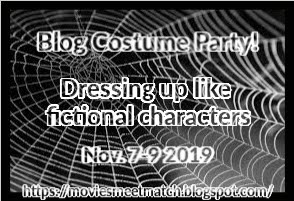 My Fourth Blog Costume Party!