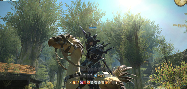 Final Fantasy 14 on PS4 Slated for April 14th