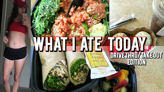 What to get at drive-thrus (Fast Food) While on weight watchers