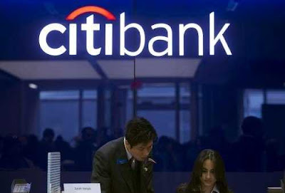 Penalty on Citibank