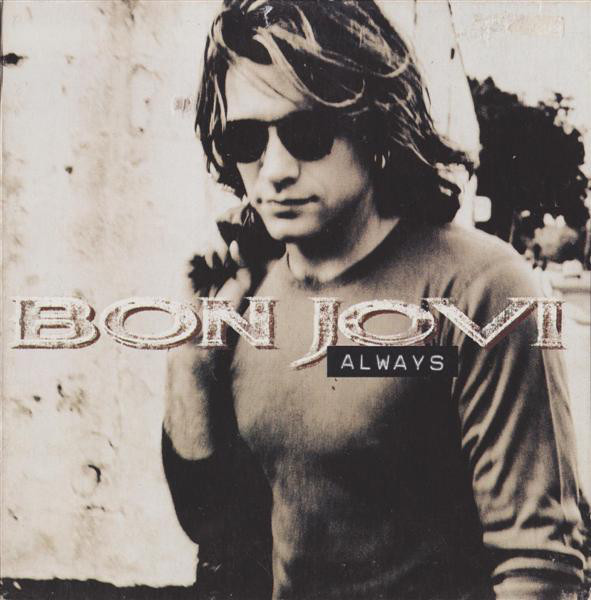Bon Jovi Always Guitar Chords Lyrics Kunci Gitar