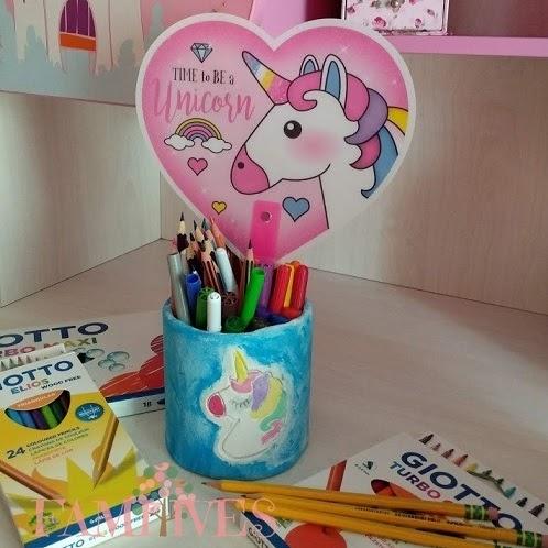 Creating The Pencil Case We Like Unicorn Diy Fila Hellas
