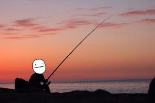 paciência de pescador para jogar na lotofacil