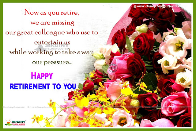 Happy retirement greetings in english have a great future happy retirement wishes quotes in english latest retirement messages with hd wallpapers have a nice life messages sayings in english famous english m4hsunfo