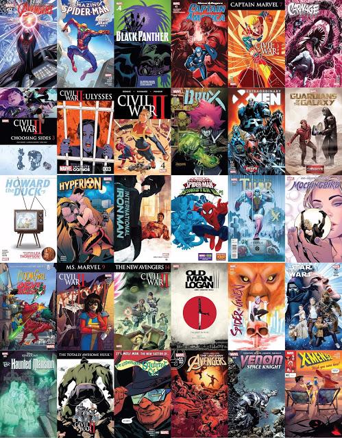 Marvel Comics. comicmypassion.blogspot.com