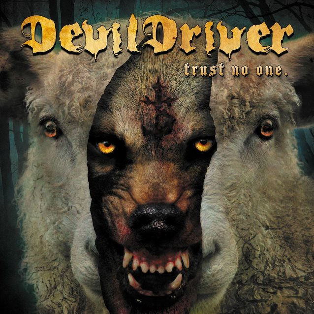 "DEVILDRIVER Persiapkan 13 Mei 2016 sebagai Angka keramat album barunya "" Trust No One """
