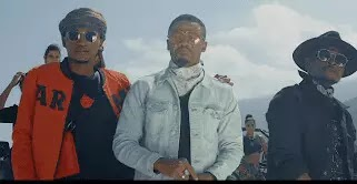 Download Audio | Ommy Dimpoz x Alikiba x Cheed - Rockstar