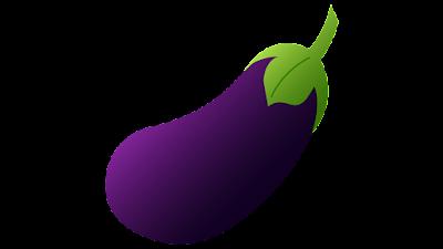 free clipart eggplant