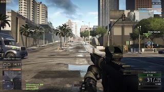 Battlefield: Hardline (X-BOX 360) 2015 DUBLADO PT-BR