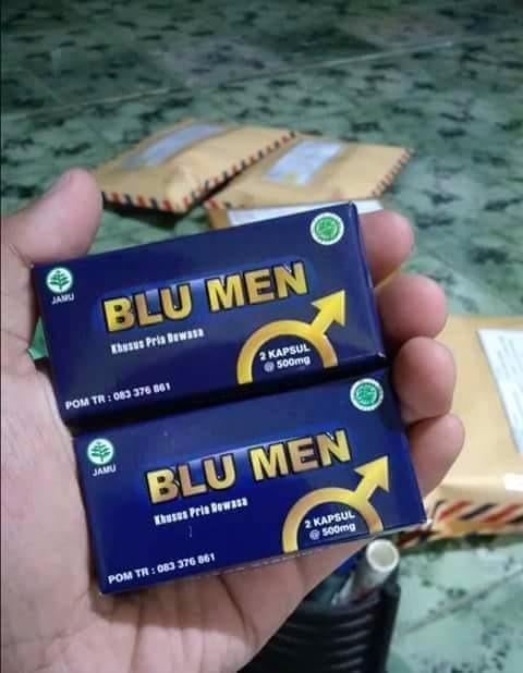 obat kuat lelaki blue man nasa