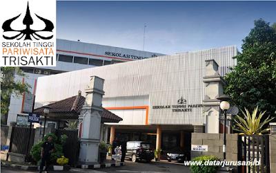 Daftar Program Studi Sekolah Tinggi Pariwisata Trisakti Jakarta