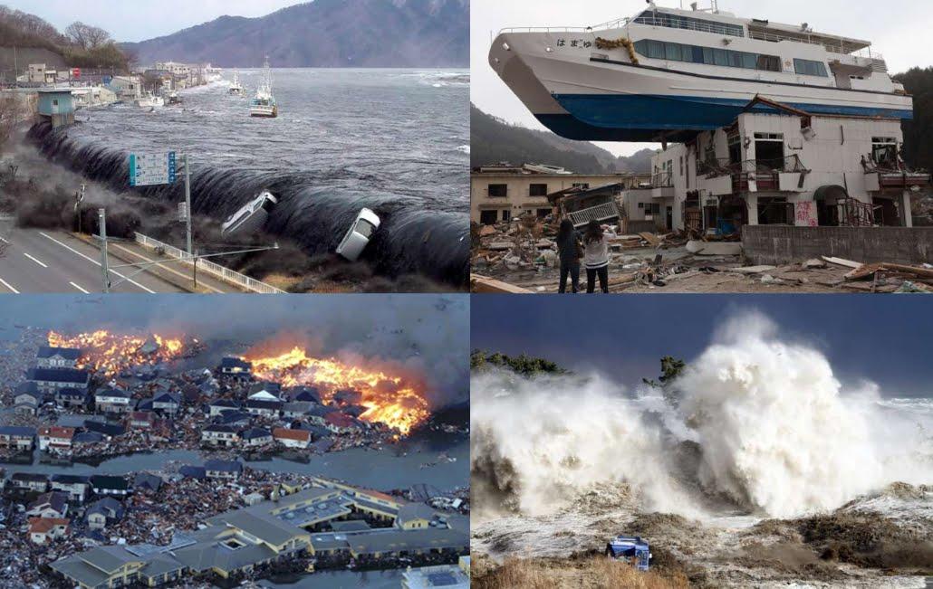 Profetizzato Grande Terremoto M8 in Giappone nei prossimi decenni.