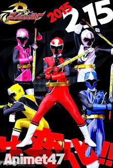 Shuriken Sentai Ninninger -  2015 Poster