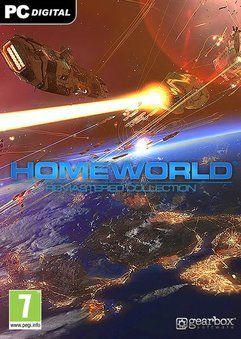 تحميل لعبة Homeworld Remastered Collection