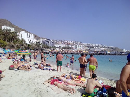 canarie spaigge
