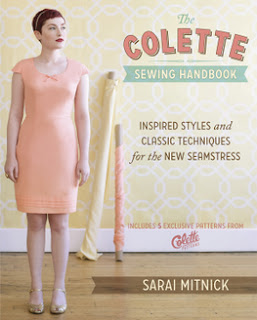 Colette Patterns sewing handbook