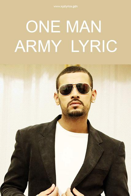 ARMY LYRIC | Garry Sandhu | Harsimran | Lovey Akhtar