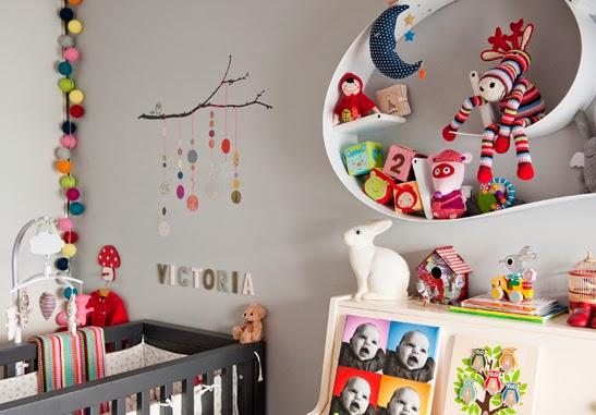 Lindos dormitorios para beb ni a dormitorios colores y for Habitaciones originales para ninos